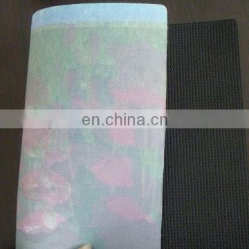China factory directly sell bag making leather, pp foaming film twine