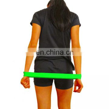 2018 sports equipment,mini band,latex resistance bands