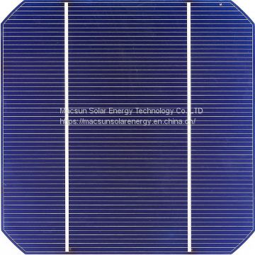 Photovoltaic Cell Multi junction solar cell 4.23w to 4.67w Poly Crystalline Solar Cells for sale