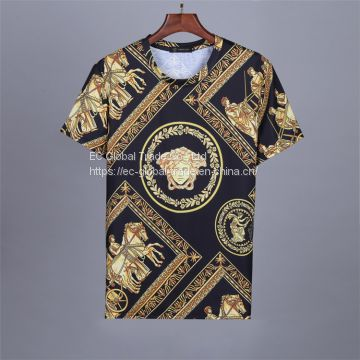 f05205ad0 Replica Designer T shirts,Versace Men's T-Shirts,Shorts Sleeve T Shirts for  sale of Wholesale Clothing from China Suppliers - 159392945