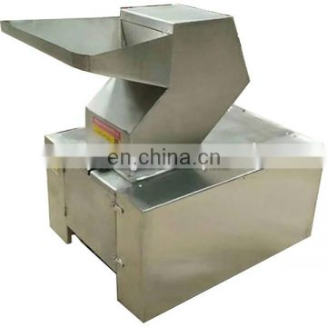 Stainless Steel Frozen Meat Bone Broken Bone Crusher Machine Grinder for Sale