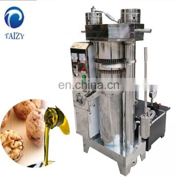Good quality cold press hydraulic extraction seed oil press machine