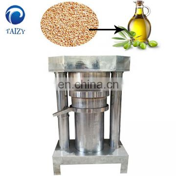 hydraulic walnut oil press commercial cold nut oil press machine