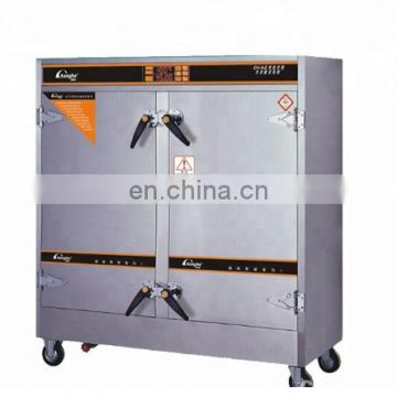 good quality easy operation paste steaming machine rice steaming with gas or electric heated price
