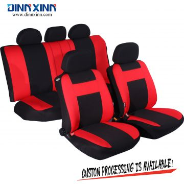 DinnXinn BMW 9 pcs full set PVC leather car seat covers for toyota factory China