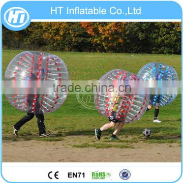 1.2m For Kids Inflatable Zorb Ball/Bubble Soccer/Soccer Zorb Ball/Inflatable Soccer Game Ball