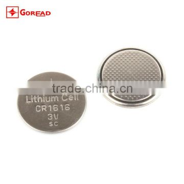 CR1616 lithium cell watch cell button cell 3V button battery