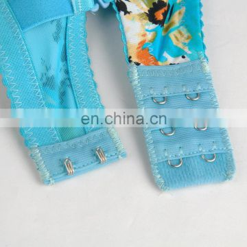 China Manufacturer Elegant Comfortable sexy bra and panty new design in mesh fabric