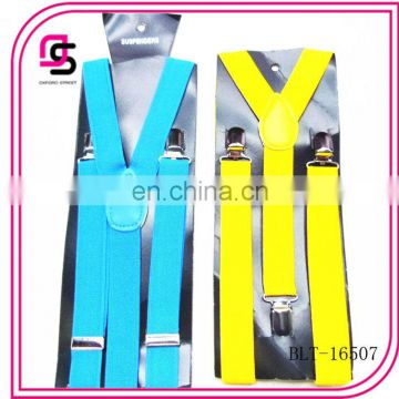 Classic Style Fashion Elastic Adult Suspender