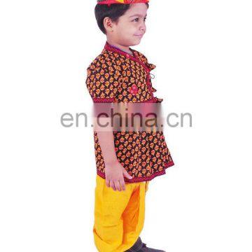 301d669a1 ... Rajasthani Dress Boy s Dhoti Kurta   Turban
