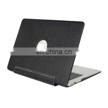 Wholesale Hard Case cover for Macbook, Free Shipping PU leather for Macbook Pro 15.4inch