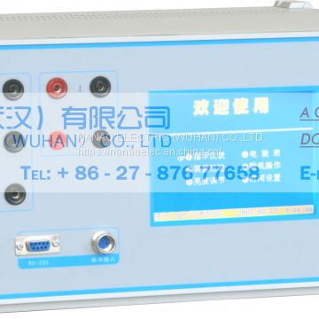 NANAO ELECTRIC Manufacture NAGKT-III Three-Phase AC and DC calibration meter