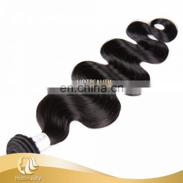 Indian body wave unprocessed virgin human hair