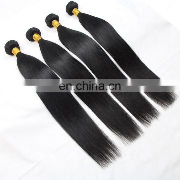 Youth Beauty Hair 2017 best saling 9A brazilian human hair weaving in silky straight cuticle aligned