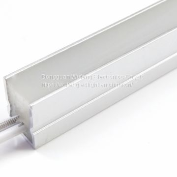 Linkable LED Strip Without Dark Area