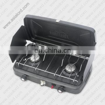 Hot Sell!!! Summer Portable Camping 2 Burner Gas Stove Prices