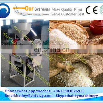 Electric Automatic Setaria Italica Husking Machine Foxtail Millet Peeling Machine Price