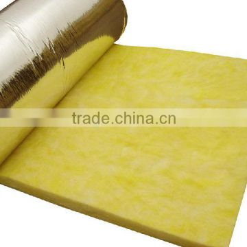 Glass Wool With Aluminum Foil,Insulation Price, Heat Insulation Fiber GlassWool roll                                                                         Quality Choice
