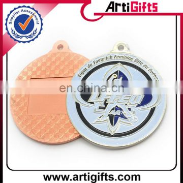 Good quality metal cheerleading medal