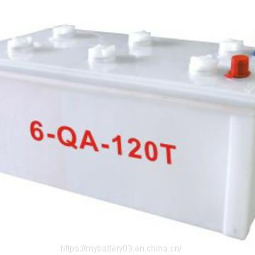 Hot sell model N70 Dry charged automotive battery from china factory