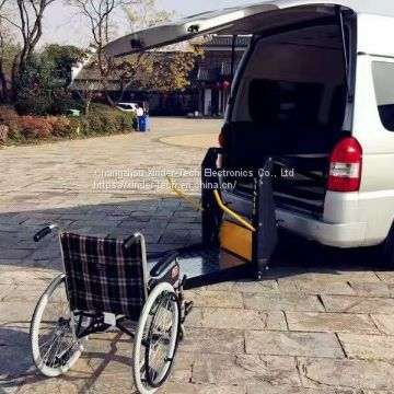WL-D-880 Hydraulic Wheelchair lifts for van