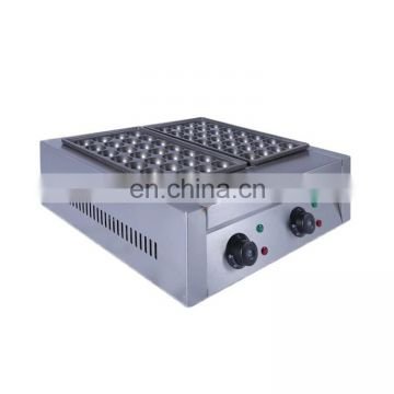 Takoyaki Machine With 25 Holes For Commercial using