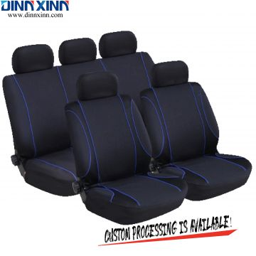 DinnXinn Hyundai 9 pcs full set sandwich supreme quality car seat cover tapestry trading China