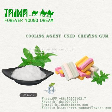 Good Concentrated Cooling Agent Used Checking Gum