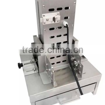 chocolate shaving machine/chocolate scraping machine