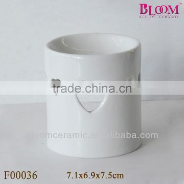 Decorative porcelain cheap oil burner