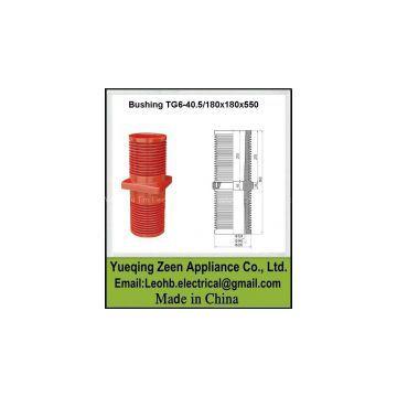 high voltage switchgear insulation wall bushing 12kv epoxy resin