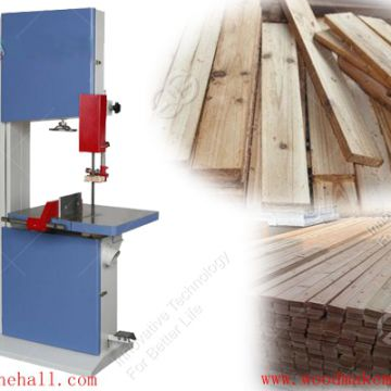 Automatic high effiency wood cutting band saw machine manufacturer in China