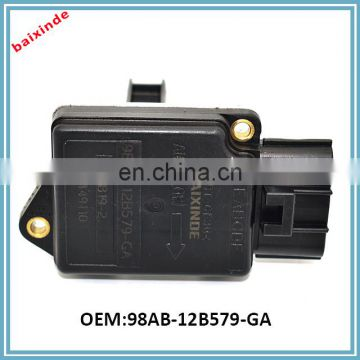 Auto parts Air Flow Sensor/Mass Air Flow Meter 98AB-12B579-GA 98AB12B579GA