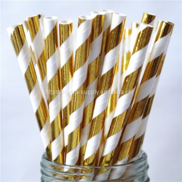 100% Biodegradable, Eco Friendly and Top Quality Paper Straws