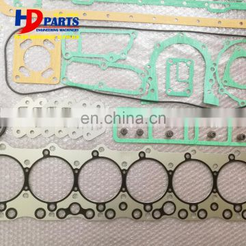 Excavator Diesel Engine Repair 6BD1 Full Gasket Kit
