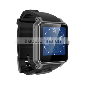 Heart Rate GSM MTK6250 Smart watch Phone for iPhone and Android phones