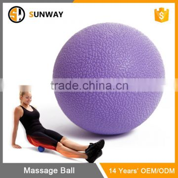 Factory Custom Logo Massage Pvc Yoga Gym Ball