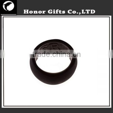 Fashionable Custom Top Quality Silicone Wedding Ring For Sports