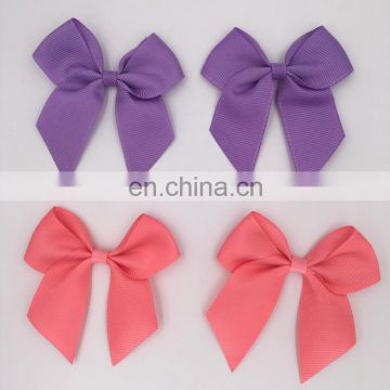 Wholesale satin ribbon bows for gift packing