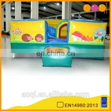 2016 commercial use inflatable mini jumping bouncer attractive moonwalk jumper bouncer for amusement