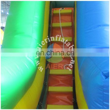 10m inflatable obstacle course/commercail obstacle course Aier inflatable