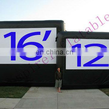 inflatable movie screen, inflatable billboard, inflatable advertising MS033