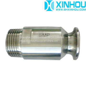 SMP stainless steel full cone nozzle