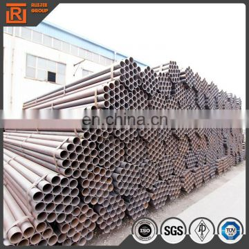 Straight seam welded steel pipe for greenhouse frame