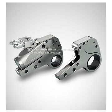 WD-C Series Low Profile hydraulic torque wrench,hydraulic wrench hex cassette in wodenchina,WD-C2-27
