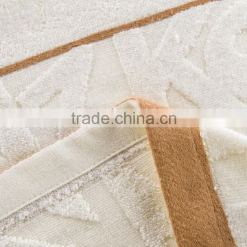 2015 New Products top-selling camel bamboo/cotton fiber towel double single blanket sheets Single fiber terry blanket