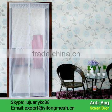 Magnetic Magic Screen Door