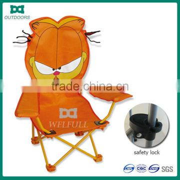 Outdoor foldable kid camping chair