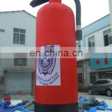 Customized Inflatable Fire Extinguisher for advertising