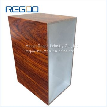 Wood Grain Aluminium Profile for Window and Door